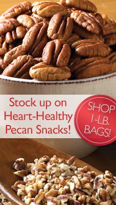 Heart-Healthy Pecan Snacks