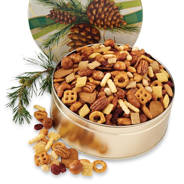 Nuts 'N' Stuff Gift Tin