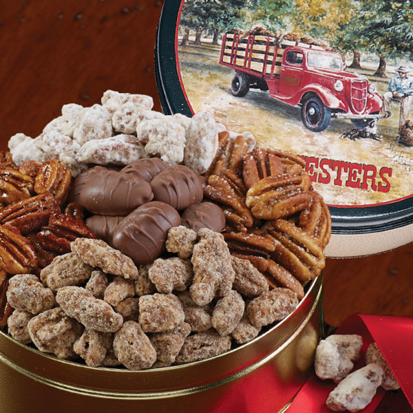 Pecan Grove -Assortment Gift Tin