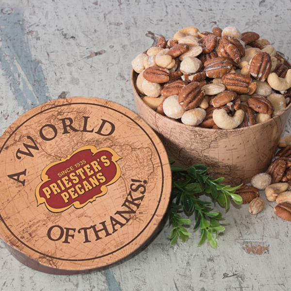 World of Thanks Tub - Supreme Mixed Nuts