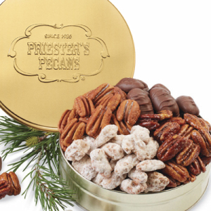 Sweet and Salty Pecan Combo (Gift Tin)