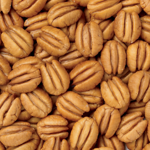 Jr. Mammoth Pecan Halves (Elliotts) 1 lb. Bag