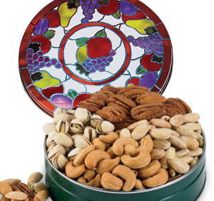 Fancy Roasted Nuts