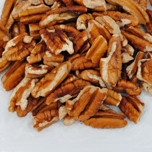 Mammoth Pecan Pieces - Mammoth Pecan Pieces (1 lb. bag)
