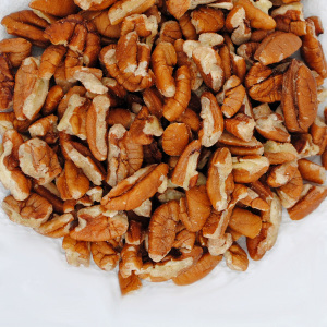 30 Pound Box- Medium Pecan Pieces