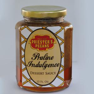 Praline Indulgence Dessert Sauce
