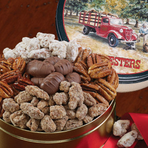 The Perfect Assortment Pecan Gift Tin
