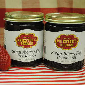 Strawberry Fig Preserves