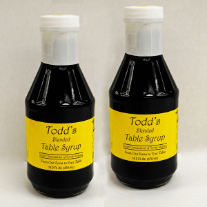 Todd's Blended Table Syrup
